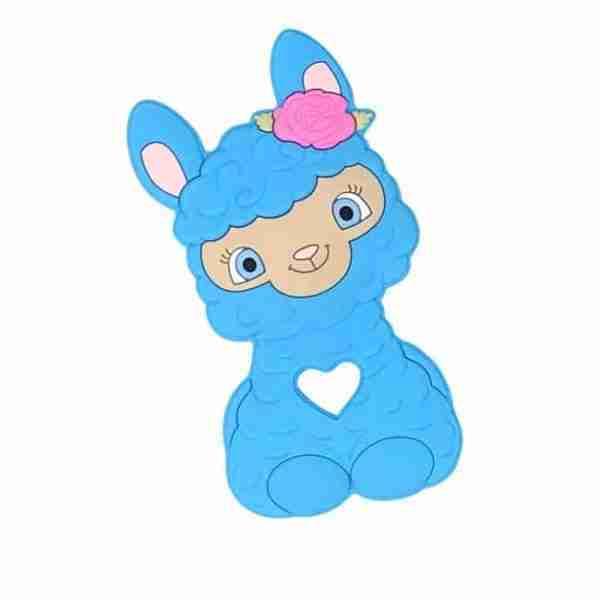 Cartoon Alpaca Teether