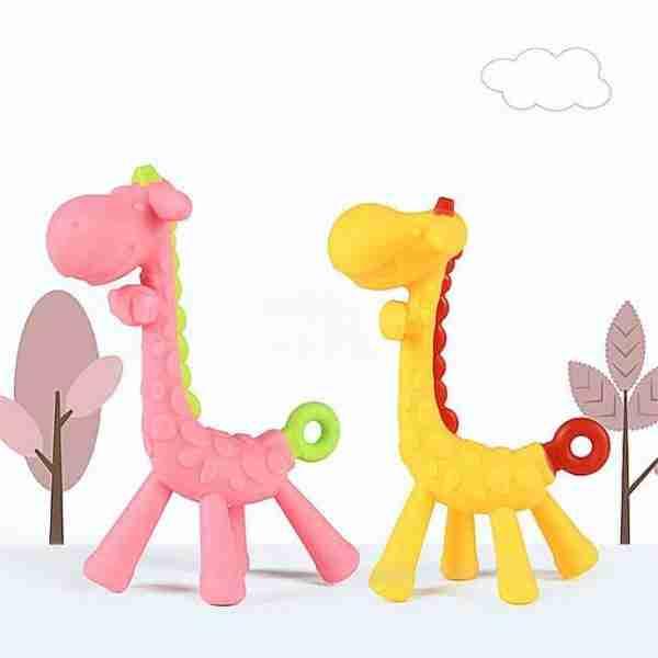 Giraffe Teether