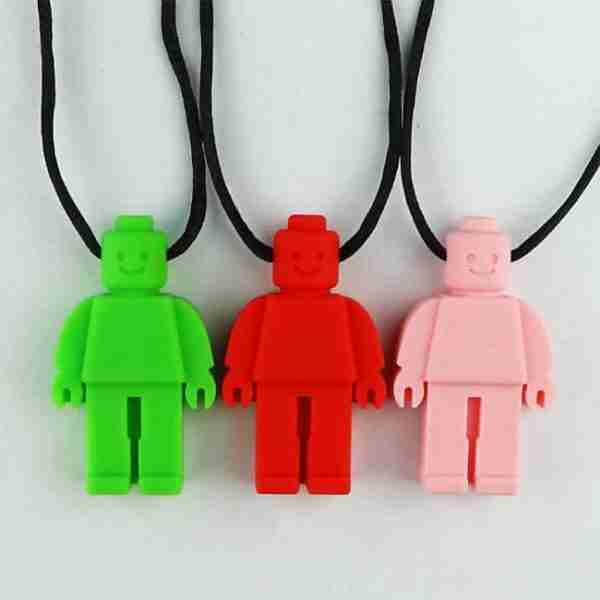 Pendant Necklace Teether