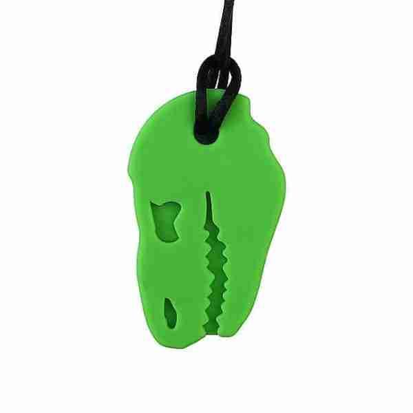 Silicone Tyrannosaurus Pendant Teether