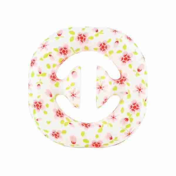 Small flower silicone suction cup pressure relief gripper